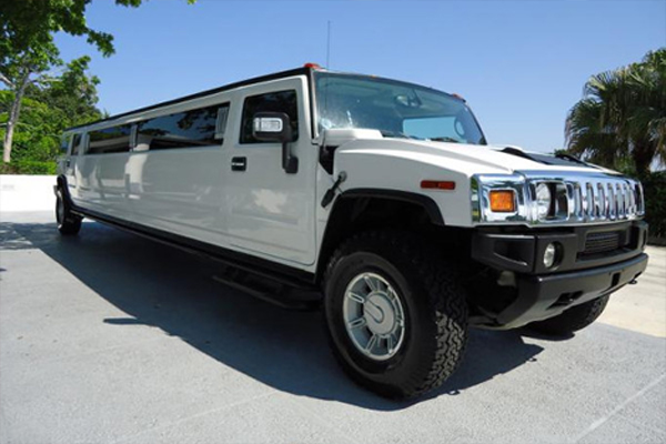 14 Person Hummer Metairie Limo Rental