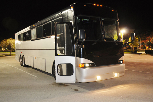 40 Person Party Bus Metairie