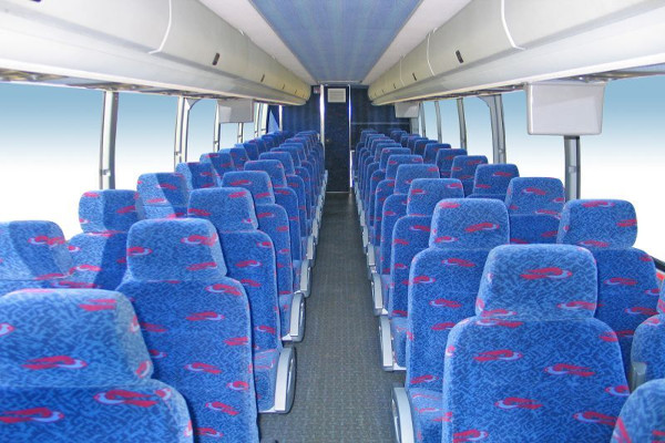 50 Person Charter Bus Rental Metairie