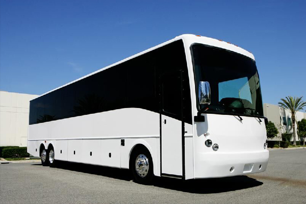 50 Person Charter Bus Service Metairie