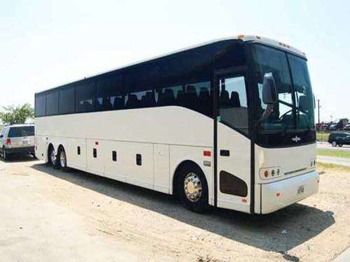 Metairie 56 Passenger Charter Bus